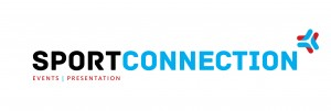 logo sportconnection wit