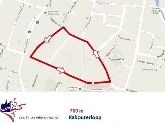 Kabouterloop 700 m
