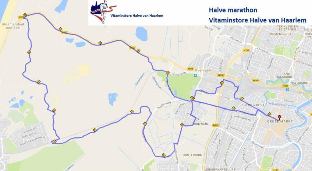 Halve Marathon 2017